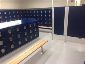 Locker Rooms 2