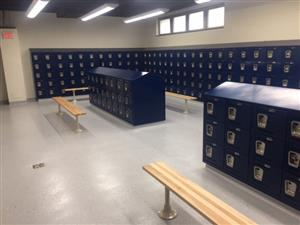 Locker Rooms 3