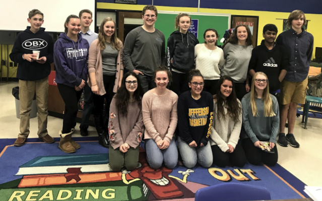 High School and Middle School Student-Led Presentations Conclude 'National Drug and Alcohol Facts Week'
