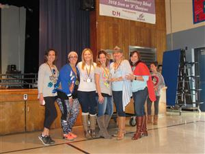 teachers round winners
